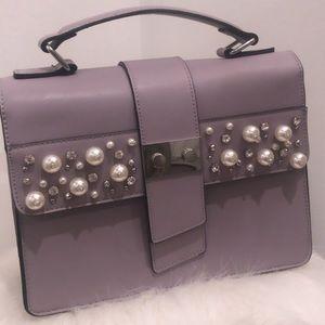Light purple purse